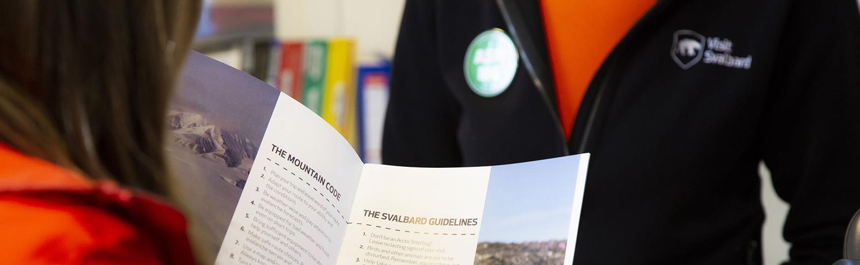 Svalbard guidelines
