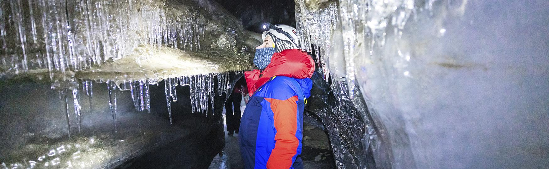 Frozen adventures!