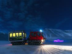 Snowcat Longyearbyen