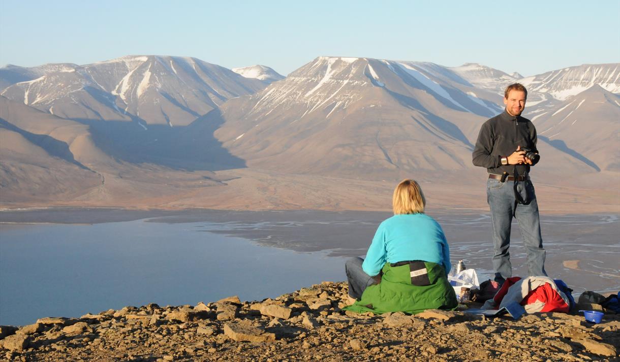 © Visit Svalbard