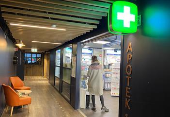 Pharmacy Spitsbergen
