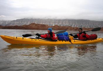 Kayak start