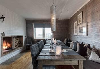 Isfjord Radio Restaurant