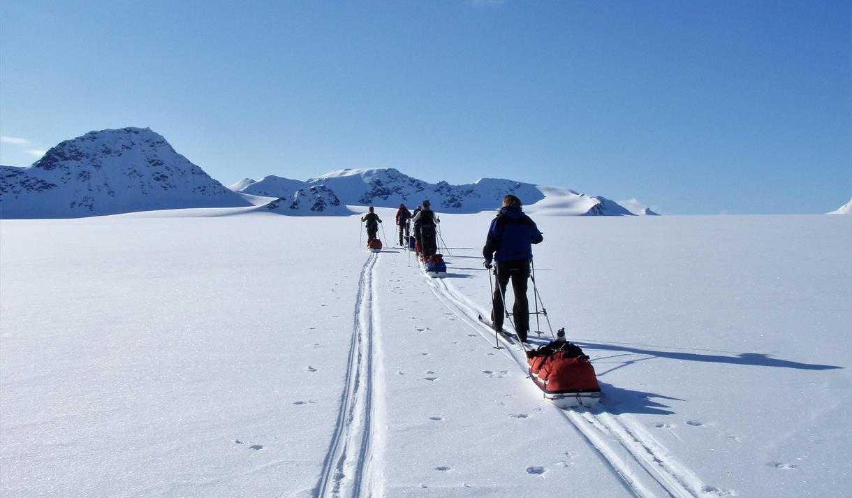 Skiekspedisjon