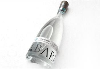 A bottle from Svalbarði