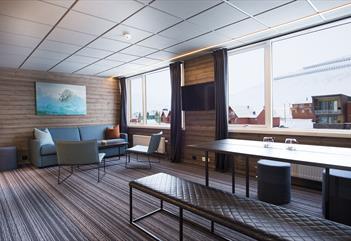 Svalbard Hotell | Lodge