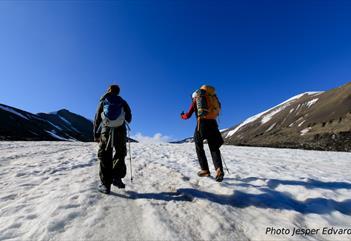 Tilpassede turer og Fototur: guidens valg - Rana Itinerans