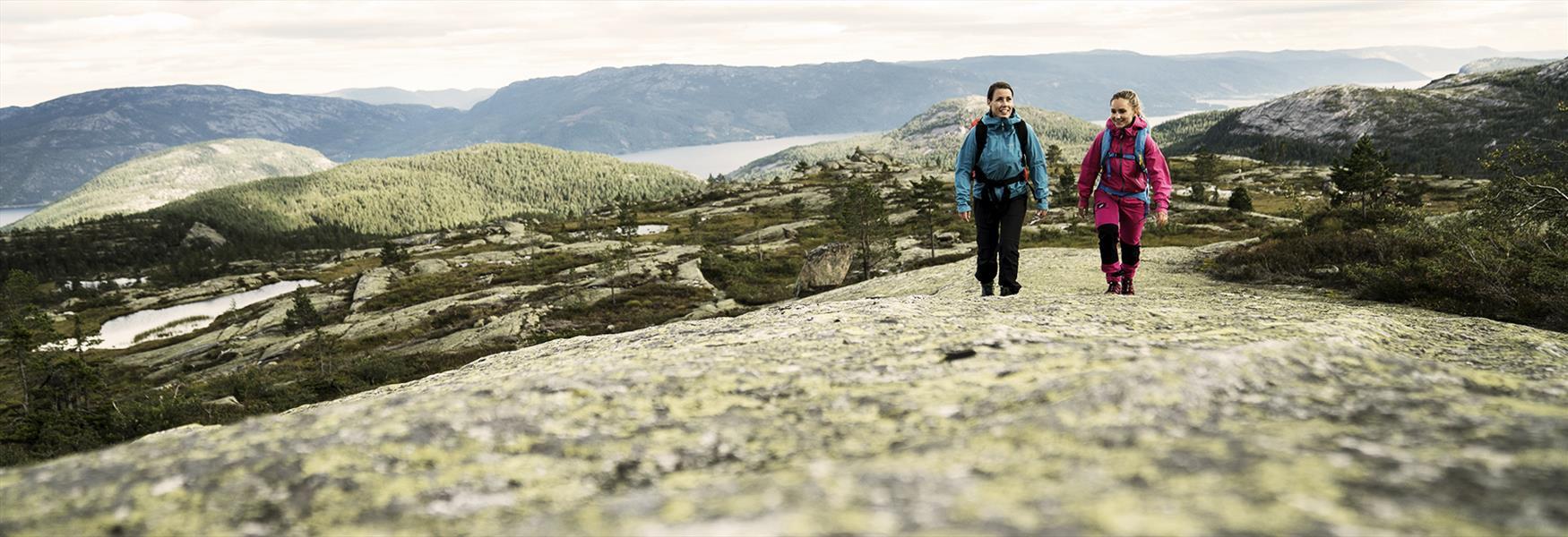 Hægefjell i Telemark
