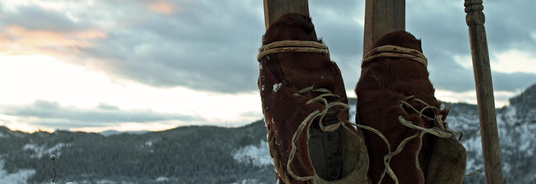 Ski fra Morgedal