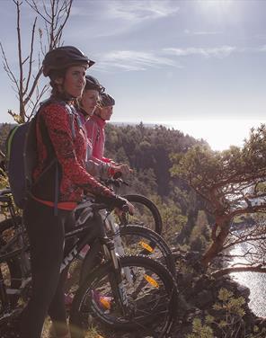 Thumbnail for Topp 4 sykkelturer