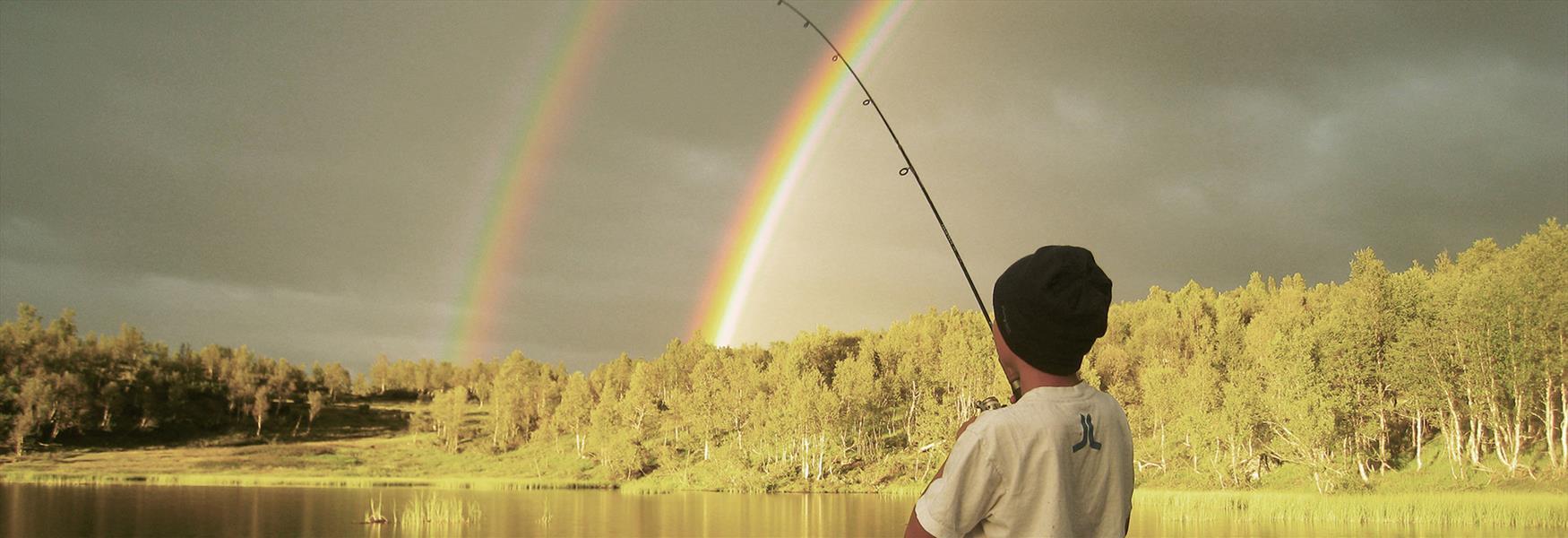 gutt fisker