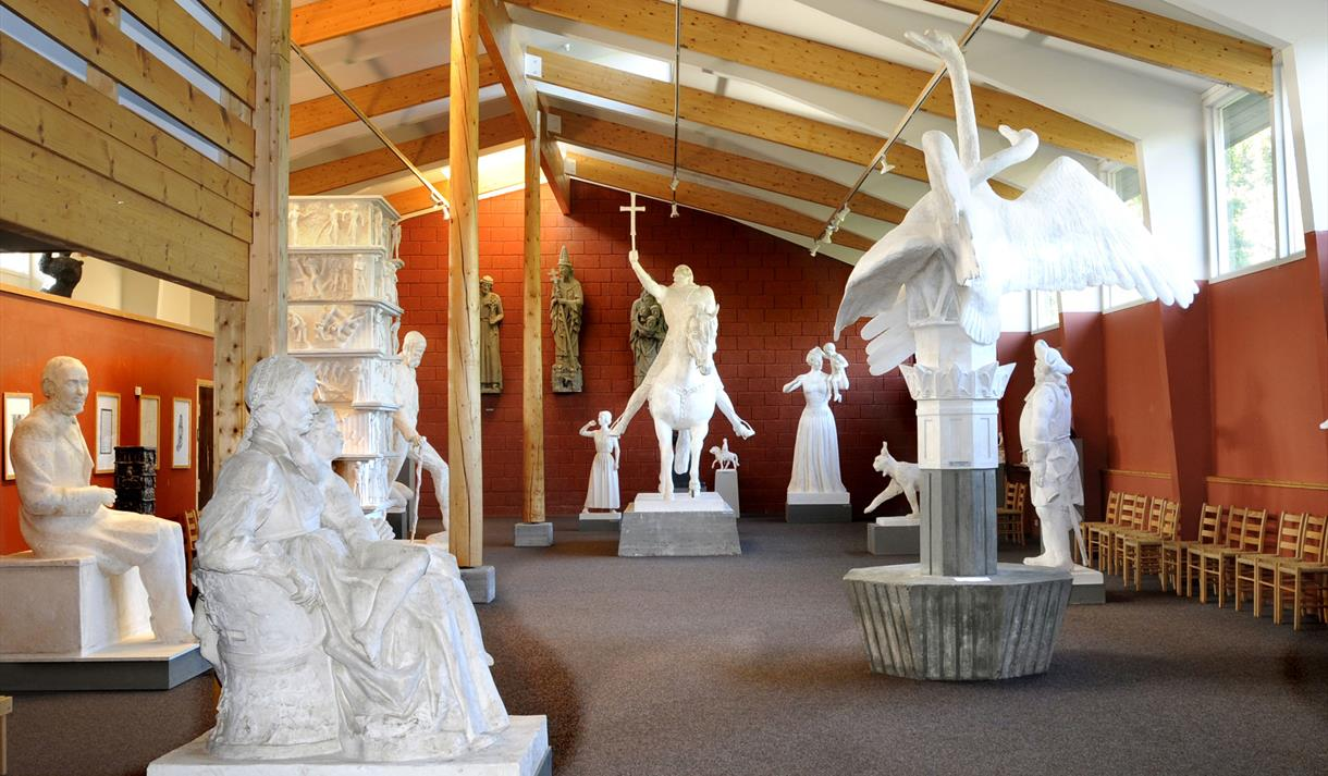 Dyre Vaa-samlingane, Rauland, Vest-Telemark museum.