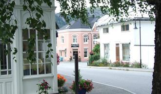 The town of Kviteseid