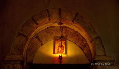 Romnes middelalderkirke