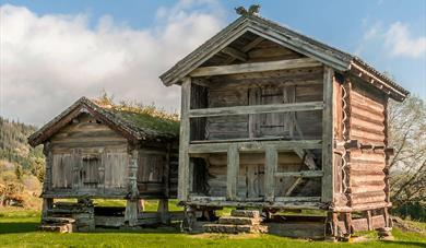Stålekleivloftet - one of the oldest wooden buildings in the world
