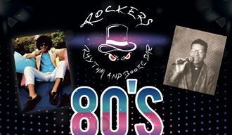 80`s, Rockers, John G, Lucky13