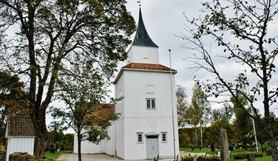 Sannidal Church