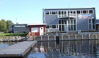 Brua Servicecenter, Porsgrunn