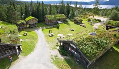 Telemarkstunet by Rauland Academy