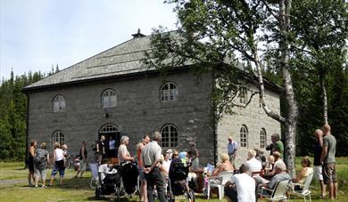 From Øyfjell bygdemuseum