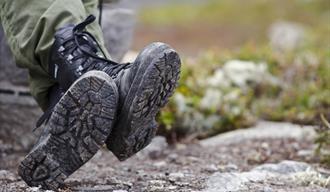 Hardangervidda er flott for vandring på sommerstid og langrenn på vinteren