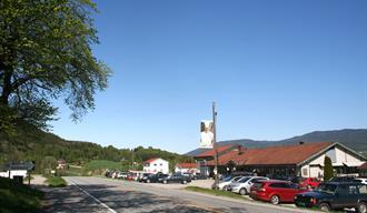 Aarnes kafeteria i Gvarv