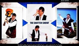 The Skotten Show plakat