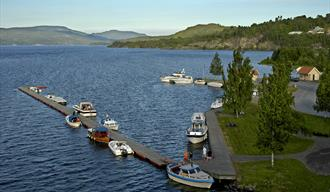 Ulefoss guest harbour