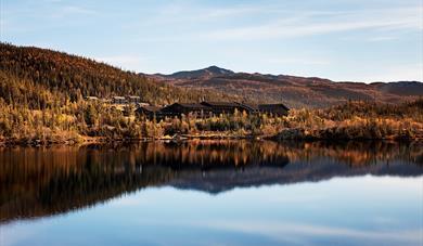 Autumn at Gaustablikk