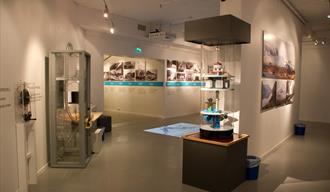 Statkraft Exhibit Centre at Eidsborg