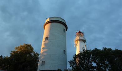 Lighthouses of Jomfruland