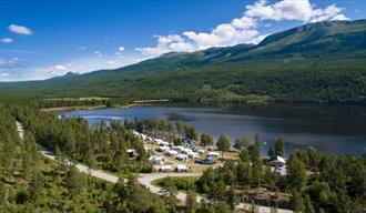 Blefjell Camping