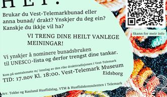 Bunadbruk på UNESCO? Kva meiner Vest-Telemark?