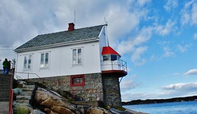 Strømtangen lighthouse