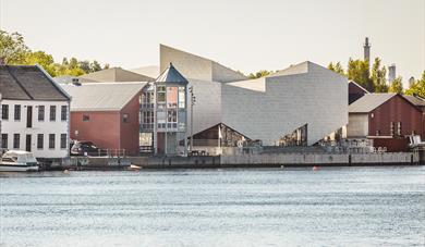 DuVerden sjøfartsmuseum + vitensenter