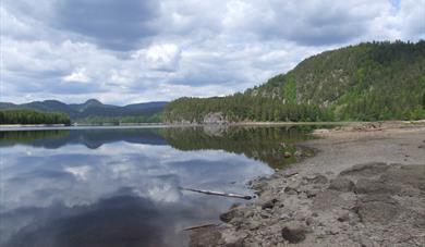 Gorningen, Gea Norvegica Unesco Global Geopark