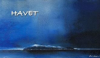Maleriet Havet av Per Ove Sødal