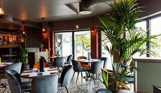 Interiør Provence restaurant