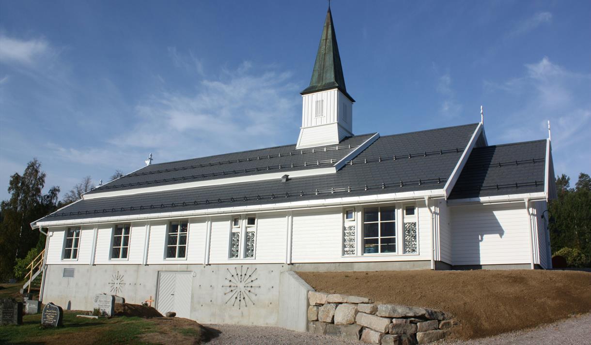 Kroken kirke i Drangedal