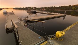 Langesund  Guest harbor