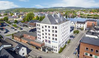 Hotell Vic i Porsgrunn