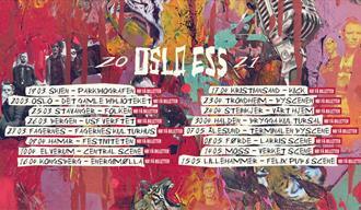 Plakat Oslo Ess