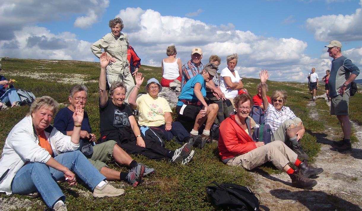 Foto: DNT Telemark