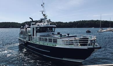 Cruise from Langesund