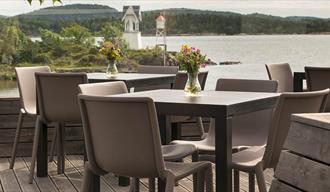 Quality Hotel Skjærgården terrasse