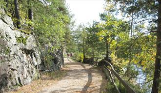 Skotfosstien - cultural trail