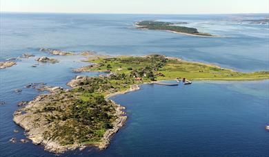 Stråholmen and Jomfruland in South