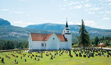 Tørdal kirke i Tørdal i Drangedal kommune