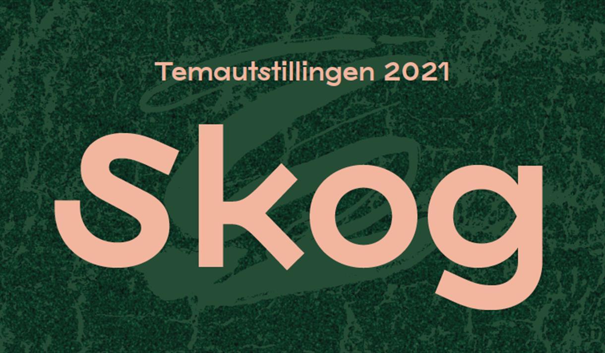 Logo Temautstillingen 2021 SKOG