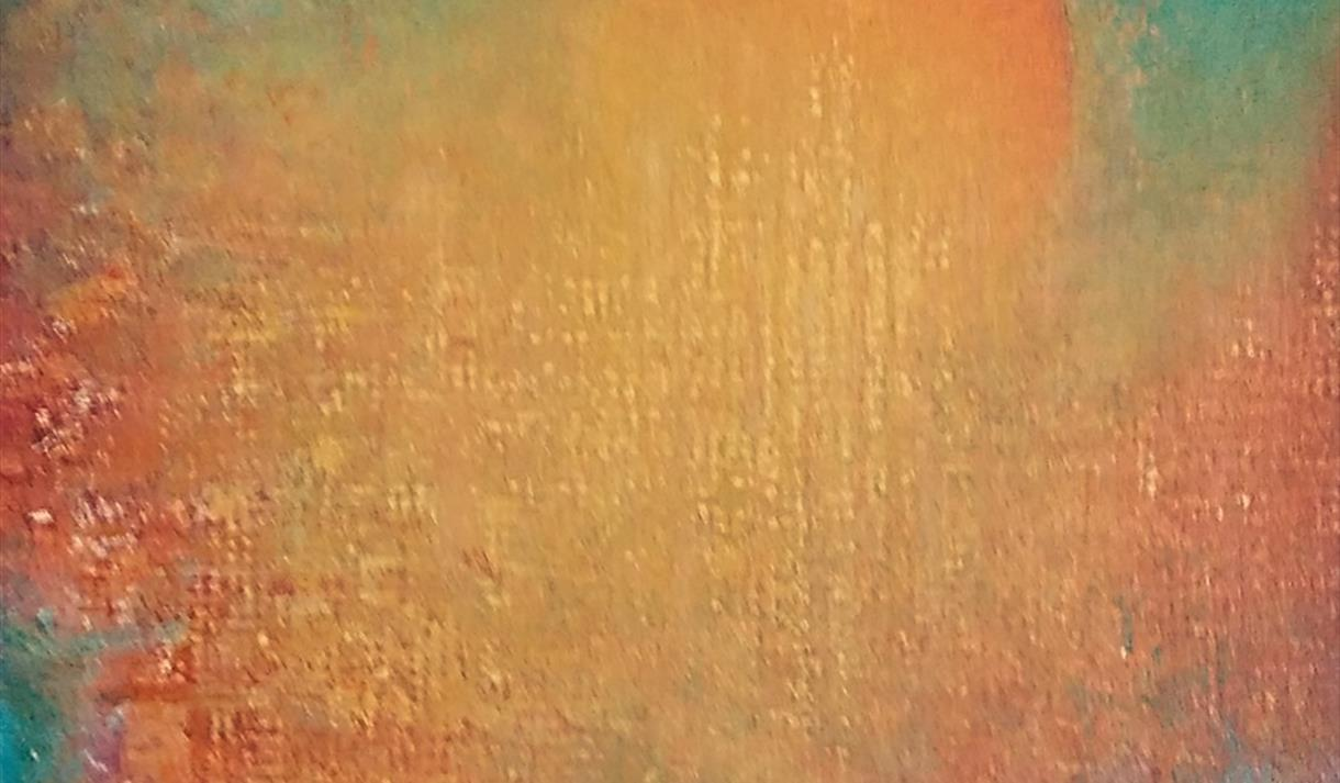 Abstrakt maleri av TorildArt